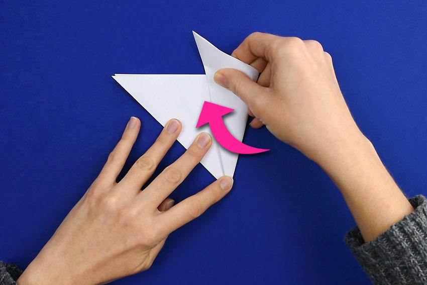 Paper Snowflakes - Step 3