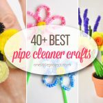 40+ Fun and Easy Pipe Cleaner Crafts