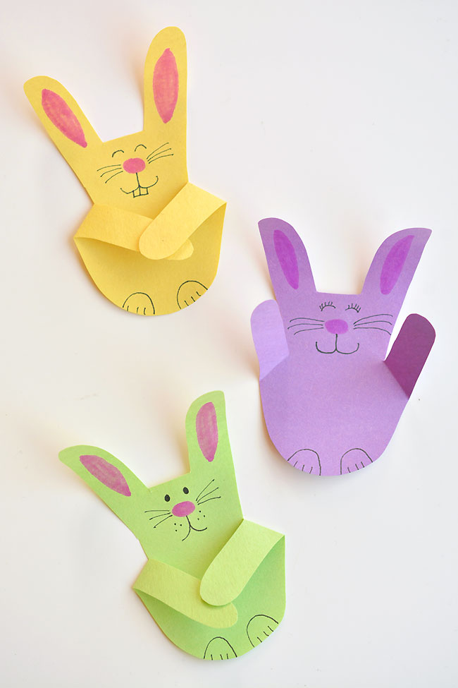 bunny craft preschool