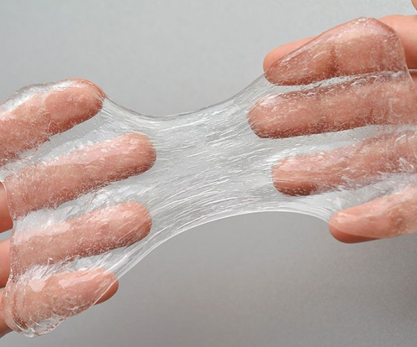 Clear Glue Slime