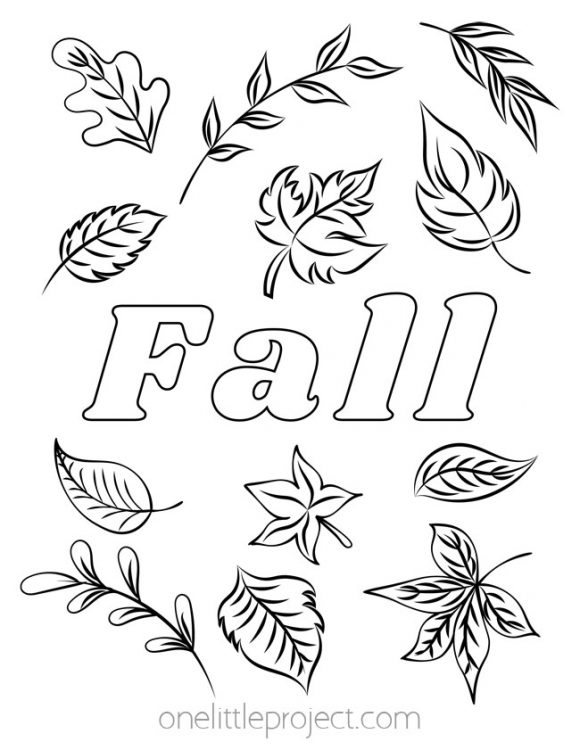 - Fall Coloring Pages Free Printable Fall Coloring Sheets