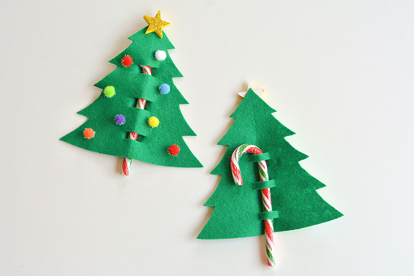 Christmas Tree Favor